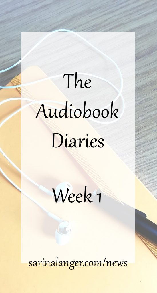 The Audiobook Diaries | Week 1 | How to create an audiobook