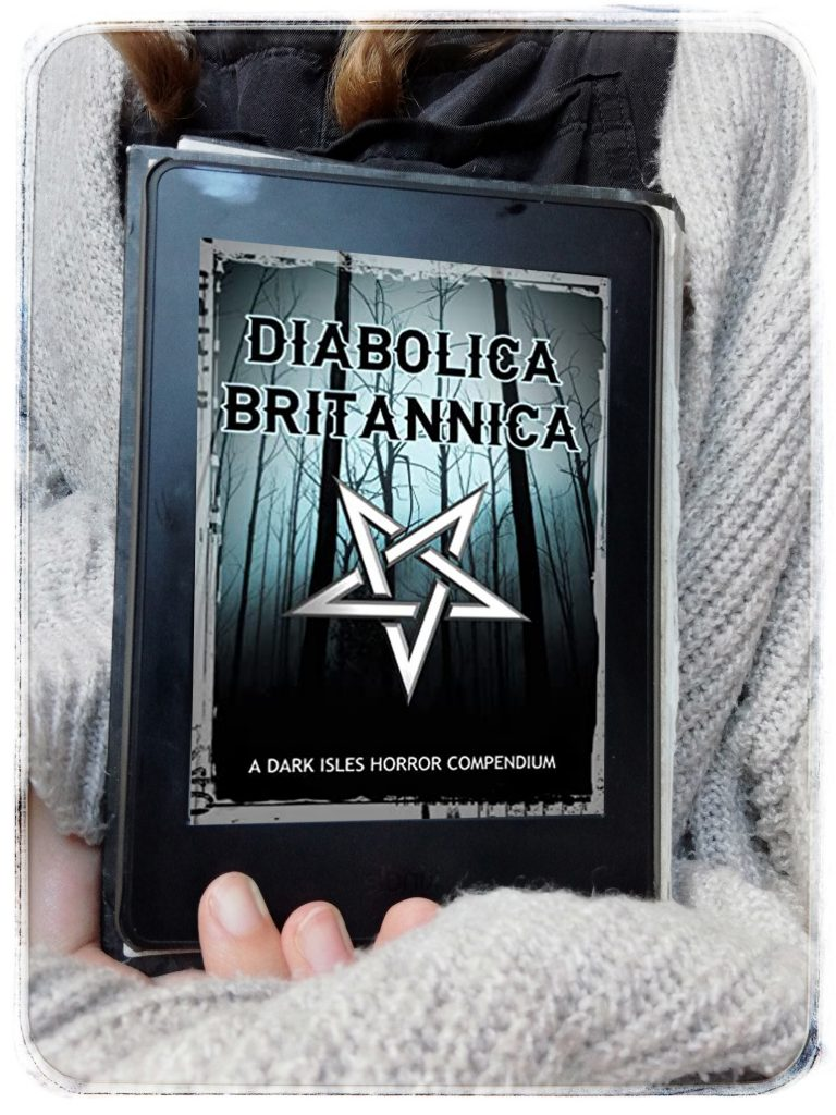 mini book review image Diabolica Britannica