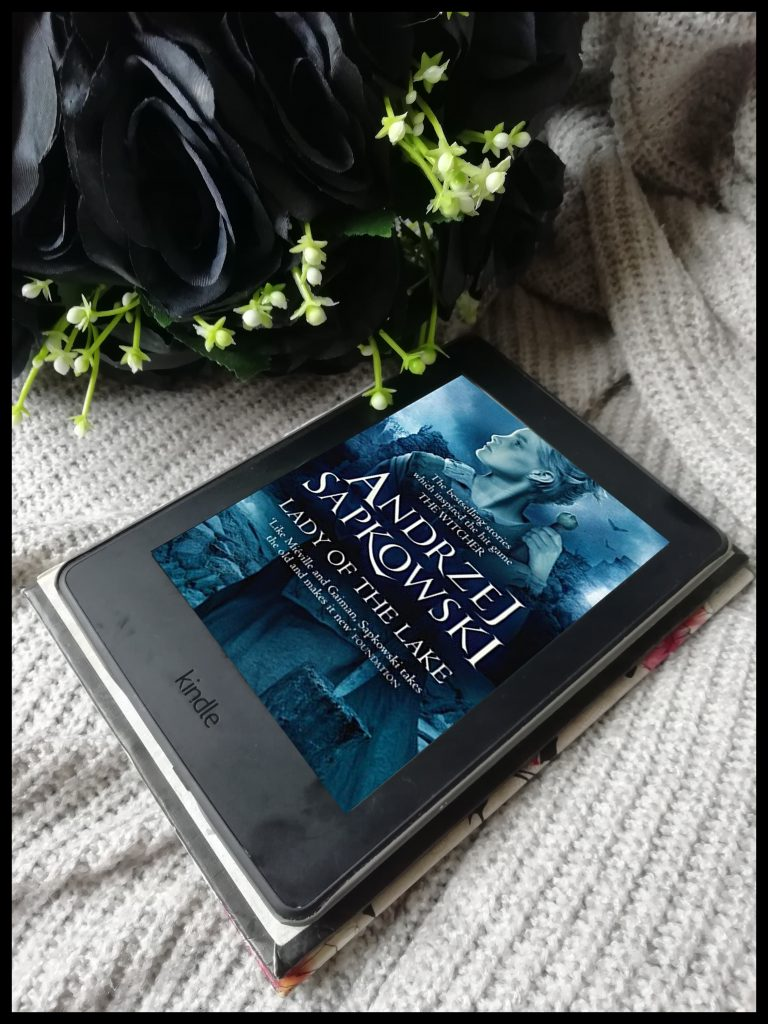 Mini Book Reviews September 2020 |  Lady of the Lake by Andrzej Sapkowski, ebook