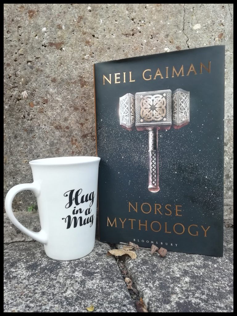 Mini Book Reviews September 2020 |  Norse Mythology by Neil Gaiman, hardback
