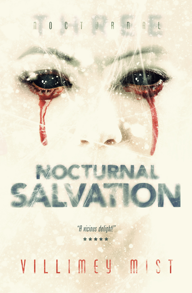 A Chat Over Tea with Horror Author Villimey Mist - Nocturnal Salvation by Villimey Mist